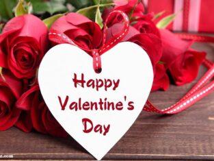 Valentines day wishes